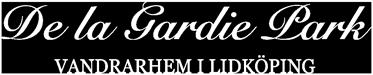 De la Gardie Park logo