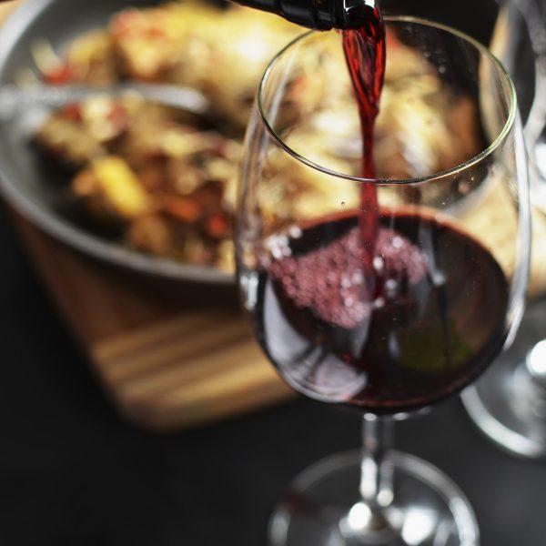 Vin och god mat